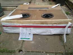 homemade sandblasting cabinet usashare us collapsable folding media blast cabinet enclosure 7 steps