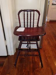 dining room modern design of jenny lind wooden high chair