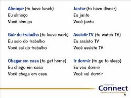 Talking about daily routines in Portuguese   YouTube