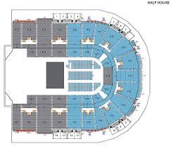 laredo energy arena laredo tx seating maps