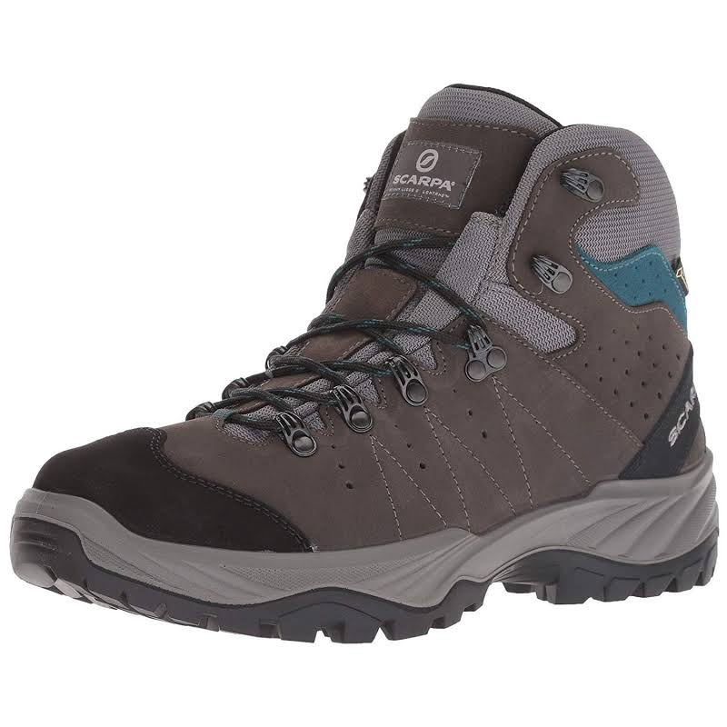 Scarpa Mistral GTX Boots Smoke/Lake Medium 44 30026/200-SmkLake-44