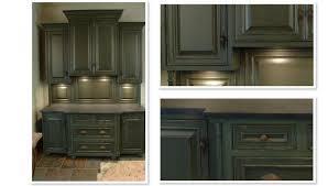 Cabinets For The Kitchen Kitchen Awesome Furniture With Vintage Distressed Green Kitchen