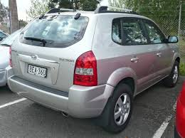 2008 hyundai tucson information and photos zombiedrive