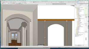electroman arch openings chief architect videos by dsh youtube