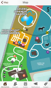 Unm Map Abq Biopark App Botanic Garden Map U2014 City Of Albuquerque