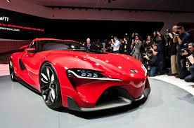 New Supra Price Toyota Ft 1 Concept First Look Motor Trend