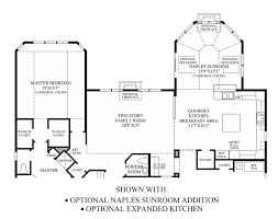 Sunroom Floor Plans by Toll Brothers At Oak Creek The Waterford Ii Home Design