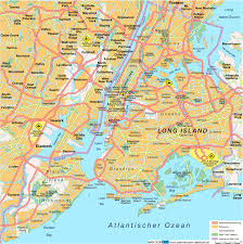 New York Map Us by Maps United States Map New York