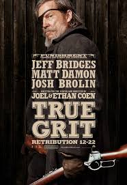 True Grit dvd cover