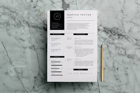 Best Resume Font Style And Size by The Best Cv U0026 Resume Templates 50 Examples Design Shack