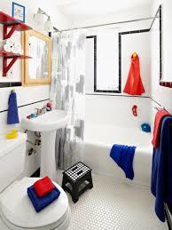superhero inspired boys u0027 bathroom diy