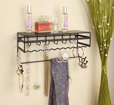 Wall Hanging Shelves Design Wonderful Wall Organizer Storage Craft Home Interior Design