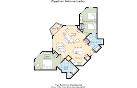 Earth Contact House Plans Club Wyndham Wyndham Vacation Resorts At National Harbor