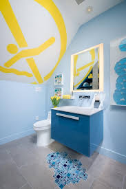 https www ambito co magnificent blue bathroom id