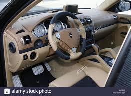 Porsche Cayenne Inside - gemballa gt 750 porsche cayenne interior leather ball beige