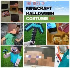 Halloween Minecraft Costume Diy Minecraft Halloween Costume Pins Rose