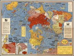 Map Of Europe During The Cold War by Cold War Map Gallery California Geographic Alliance