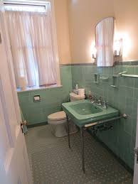 Bathroom Ideas For Men Colors Grab Some Ideas For Retro Green Color To Apply To Your Dream