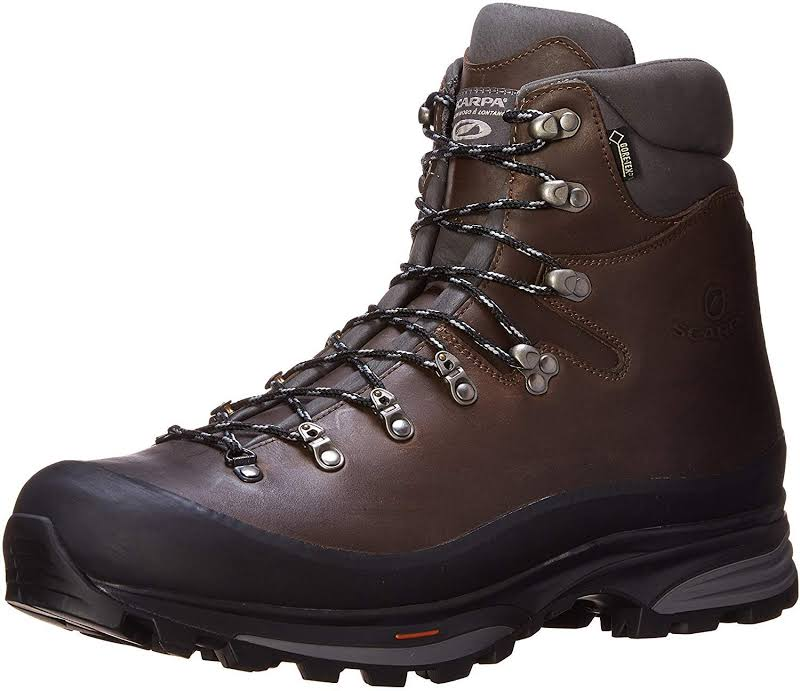 Scarpa Kinesis Pro GTX Backpacking Boots Ebony Medium 41 61000/201-Eby-41