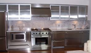 Stainless Steel Kitchen Furniture by Modern Kitchen Cabinets For Sale Stainless Steel Double Door