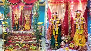 ग र गणपत सज वट decoration ideas 2014 gauri