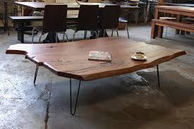 Rustic Wood Living Room Furniture Furniture Hairpin Coffee Table Legs Ideas Hairpin Coffee Table