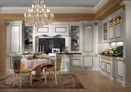 Antique Painted Kitchen Cabinets Gypsum Board Ceiling Designs For Classic White Kitchen Cabinets