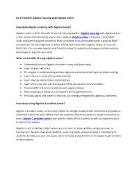 Math calculator homework help   Ict ocr coursework help viva sms tk College Algebra Homework Help