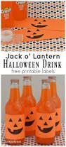 super easy jack o u0027 lantern halloween drinks the resourceful mama