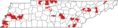 West Tennessee Map by Hhf Down Payment Assistance U2014 Tennessee Housing Development Agency