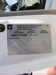 2007 chevrolet uplander van item l5885 sold july 6 vehi