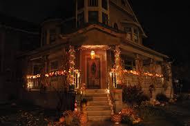 halloween home decorations spooky spider halloween haunted house door decoration