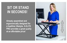 Affordable Sit Stand Desk by Stand Steady Responds To Recent News That Standing Desks And Stand