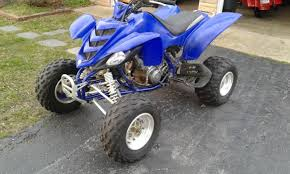 yamaha raptor 2003 motorcycles for sale