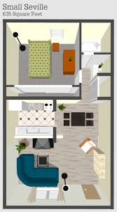 independent living cost and floor plans in tucson az