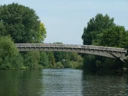 Summerleaze Footbridge