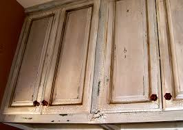 Antiqued Kitchen Cabinets by Distressed Kitchen Cabinet Doors Cabinet Doors Kitchen