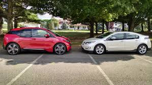 nissan leaf vs chevy bolt the electric bmw i3 bmw i3 rex vs chevy volt my take