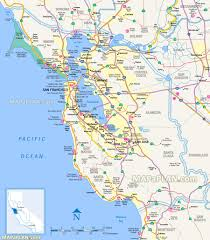 Street Map San Francisco by Maps Update 33782498 Travel Map Of California U2013 Printable Travel