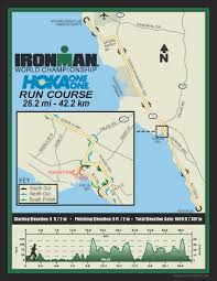World Cloud Cover Map by Ironman World Championship Course Ironman Official Site