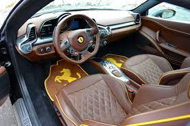 Ferrari 458 Italia Interior - feature review 2010 ferrari 458 italia one of the absolute