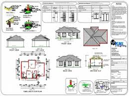 3 Bedroom House Designs Pictures 3 Bedroom House Designs And Floor Plans In South Africa Memsaheb Net