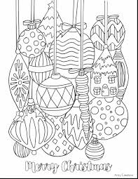 unbelievable ornament coloring with christmas ornament coloring
