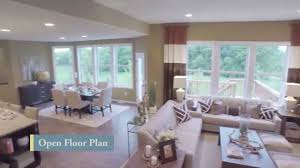 new homes by pulte homes u2013 castleton floorplan youtube