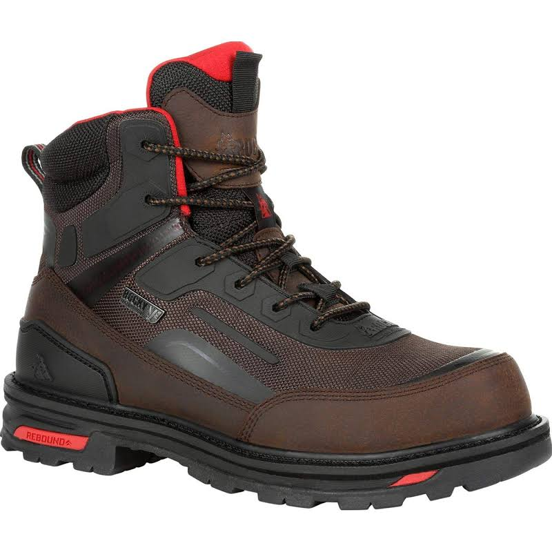 Rocky RXT Composite Toe Waterproof Work Boot RKK0290, Adult,
