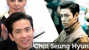 asian hair t o p choi seung hyun 최승현 男子发 big bang