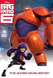 6 Grandes Héroes (Big Hero 6)