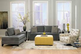 Jewel Tone Living Room Decor Living Room Dark Grey Sofas With Grey Wall Paint Decorating Also