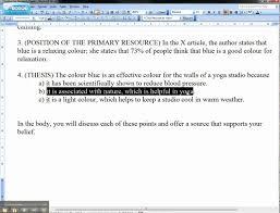 A good thesis sentence cdspub com