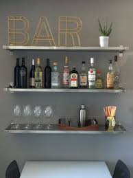 Wine Bar Decorating Ideas Home by 25 Small Space Hacks To Make Your Modest Home Feel A Whole Lot
